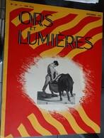 Revue Corrida - Ors Et Lumières N 10 - Oct 1951 (tauromachie ,arènes,) - Livres, BD, Revues