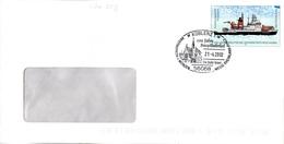 BRD Amtl.GZS-Umschlag (Langformat) USo 32B , SSt 21.4.2002 KOBLENZ 1 - [7] Repubblica Federale