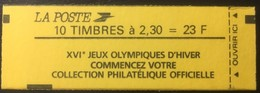 France - Carnet Marianne De Briat - N° 2614-C 9 - Neuf Fermé ** - Freimarke