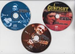 Johnny Cash - 2 CDs + 1 DVD -  Original - Country & Folk