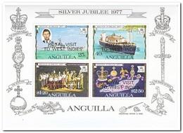 Anguilla 1977, Postfris MNH, Royal Visit To West Indies - Anguilla (1968-...)