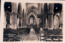 Mechelen Malines Binnenzicht Ste Cathelijne Kerk - Malines