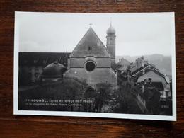 Suisse. Fribourg. L'église Du College De St Michel Et La Chapelle De Saint Pierre Canisius - FR Fribourg
