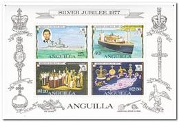 Anguilla 1977, Postfris MNH, Royal Visit, Ship - Anguilla (1968-...)