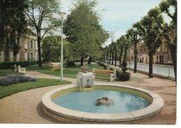 ROMILLY SUR SEINE - LE SQUARE DES CITES UNIES - Romilly-sur-Seine