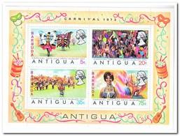 Antigua 1973, Postfris MNH, Carnival - Antigua En Barbuda (1981-...)