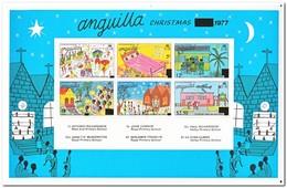Anguilla 1977, Postfris MNH, Christmas - Anguilla (1968-...)