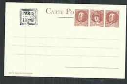 Entier Postal De Gaulle -Pétain Avec La Rencontre Pétain - Hitler - Postal Stamped Stationery