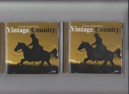 Finest Australian Vintage Country Music - 3 Original CDs - Country & Folk