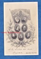 CPA Photo - BRESIL / BRASIL -  Família Imperial , D. Pedro II ... - Montage Par Le Photographe Pierre Petit - Brésil