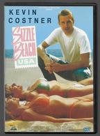 Sizzle Beach USA  Dvd  Kevin Costner - Drama
