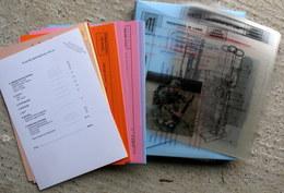 MILITAIRE ARMÉE - INF 525 - MÉMENTO INSTRUCTION SUR LANCE GRENADE INDIVIDUEL  COLLECTIONNEUR  INFANTERIE - Documents