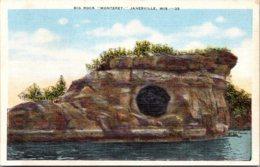 """Wisconsin Janesville Big Rock """"Monterey"""" - Janesville"""