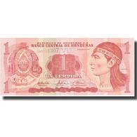 Billet, Honduras, 1 Lempira, 2003, 2003-01-23, KM:84c, SPL+ - Honduras
