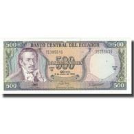 Billet, Équateur, 500 Sucres, 1988, 1988-06-08, KM:124a, SPL+ - Ecuador