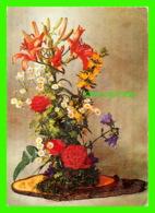 FLEURS - FLOWERS - BOUQUET - ÉCRITE EN 1980 - - Fleurs