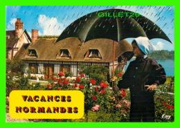 ADVERTISING, PUBLICITÉ - VACANCES NORMANDES - ÉCRITE - - Publicité