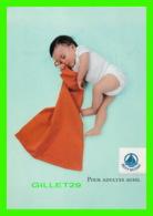 ADVERTISING, PUBLICITÉ - PETIT BATEAU, POUR ADULTES AUSSI - - Publicité