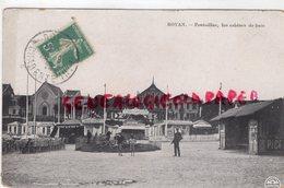 17 - ROYAN - PONTAILLAC - LES CABINES DE BAIN - 1915- CHARENTE MARITIME - Royan