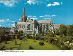 CP  - Irlande - Dublin  - écrite - Dublin