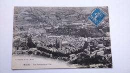 Carte Postale (O8 ) Ancienne De Mendé , Vue Panoramique - Mende