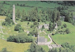 CP  - Irlande -  GLENDALOUCH CO WICKLOW  - écrite - Wicklow