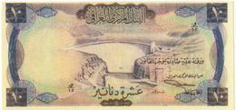 Iraq 1971 UNC Banknote 10 Dinars  As Per Scan - Iraq