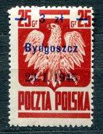 POLOGNE - Y&T 439a - Mi 390I - Fischer Fi 355 (Bydgoszcz) - Gebraucht