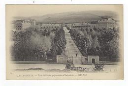CPA 27 Les Andelys École Militaire Préparatoire D'Infanterie - Les Andelys