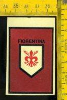 Figurina Adesiva Originale D' Epoca Calcio Fiorentina - Vignettes Autocollantes