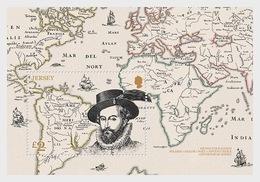 Jersey 2019 - Sir Walter Raleigh, Governor Of Jersey 1600-1603 Sheet Mnh - Jersey