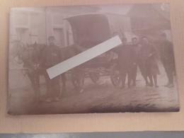 1914 1915 Charette Réglementaire D'infanterie Régiment Normand Carte Reçu à Elbeuf  Tranchées Poilus 1914 1918 WW1 - War, Military