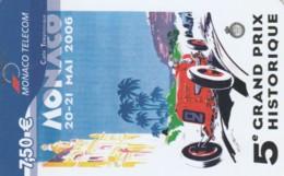 PREPAID PHONE CARD MONACO  (PM2685 - Monaco