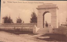Zillebeke Railway Dugouts Burial Ground (Transport Farm) - Ieper