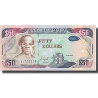 Billet, Jamaica, 50 Dollars, 2015, 2015-06-01, SPL - Giamaica