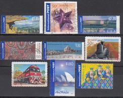 AUSTRALIEN 2000-2005 Lot 9 Verschiedene  Used - Gebraucht