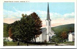 New York Roscoe Presbyterian Church - NY - New York