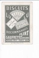Images Biscuits LU - FÊTES FRANCO-RUSSES - La Revue Navale - Lu
