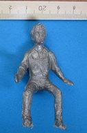 OPERAIO FIGURE WORKER AUTISTA - Figurines