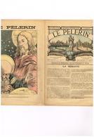 Le Pélerin N° 1056 Crète Bloqué H. De Chamaillard Marie Explosion Cuirassé Russe Sissoï-Veliki Ville De St-Nazaire - Livres, BD, Revues