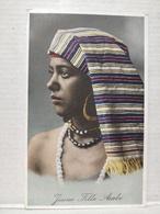 Jeune Fille Arabe. Egypte - Afrique