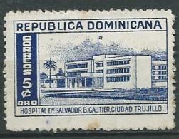 Dominicaine   Yvert N°   422  Oblitéré   -  Po 61518 - Dominicaine (République)