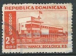 Dominicaine   Yvert N°   419  Oblitéré   -  Po 61519 - Dominicaine (République)