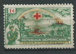 Dominicaine   Yvert N°   381 Oblitéré   -  Po 61521 - Dominican Republic