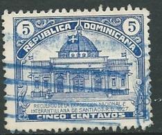 Dominicaine   Yvert N°   214 Oblitéré     -  Po 61523 - Dominicaine (République)