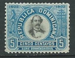 Dominicaine   Yvert N°   112 Oblitéré     -  Po 61524 - Dominicaine (République)