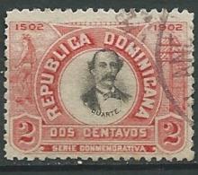 Dominicaine   Yvert N°   111 Oblitéré     -  Po 61528 - Dominicaine (République)
