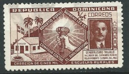 Dominicaine  -  Yvert N°   351 Oblitéré     -  Po 61530 - Dominicaine (République)