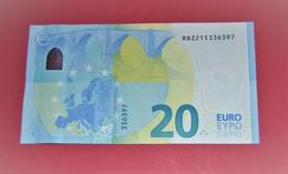 20 EURO DEUTSCHLAND / GERMANY - R012A1 - (Berlin) RB2215336397 - UNC NEUF - EURO