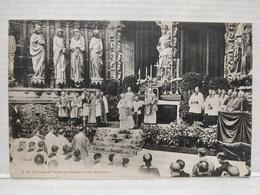 Reims. Cardinal Luçon Prononçant Une Allocution - Reims